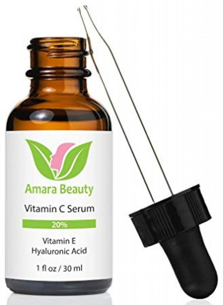 Amara Beauty Vitamin C Serum – Fights Free Radicals
