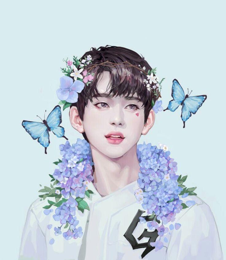 Got7 Jinyoung fan art