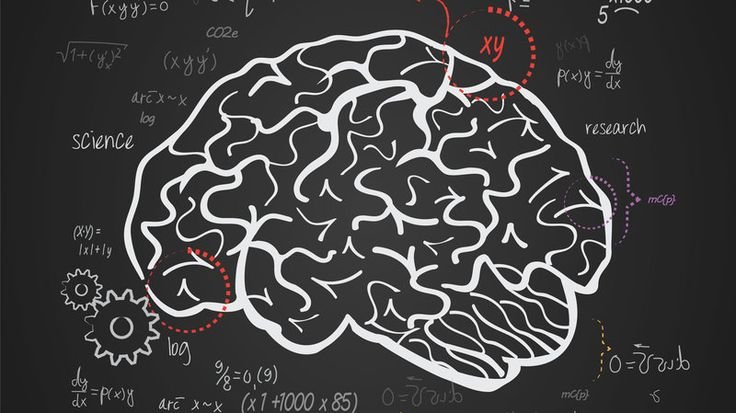 The parts of the brain known to help process fear and negative emotion are hyperactive when someone with math anxiety confronts a tricky problem, scientists say.