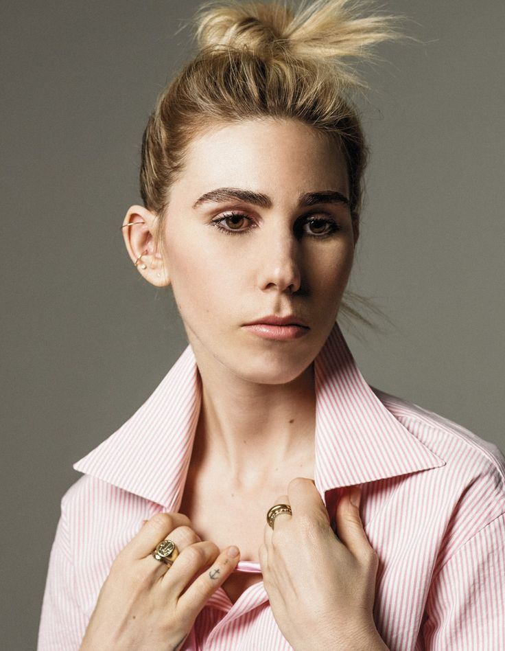 Zosia Mamet by Alex Anitch for Interview Germany, March 2016
