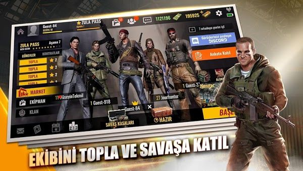 Zula Mobile Hileli Apk Clysing Menu Mod Apk V0 17 0 2021 Zulu Oyun Android