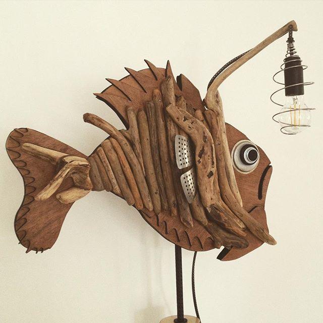 Best 25+ Driftwood fish ideas on Pinterest   Driftwood art ...