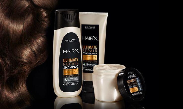 Péče o vlasy | Oriflame cosmetics