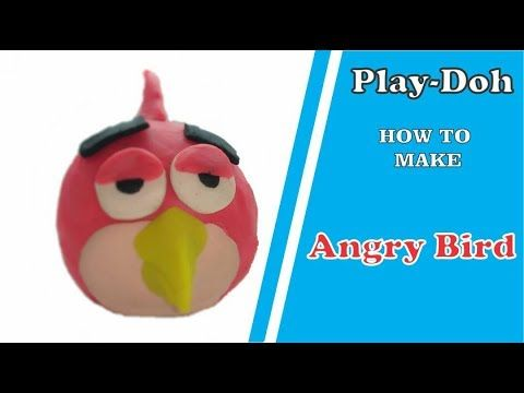 ANGRY BIRD TUTORIAL HOW TO MAKE ANGRY BIRD