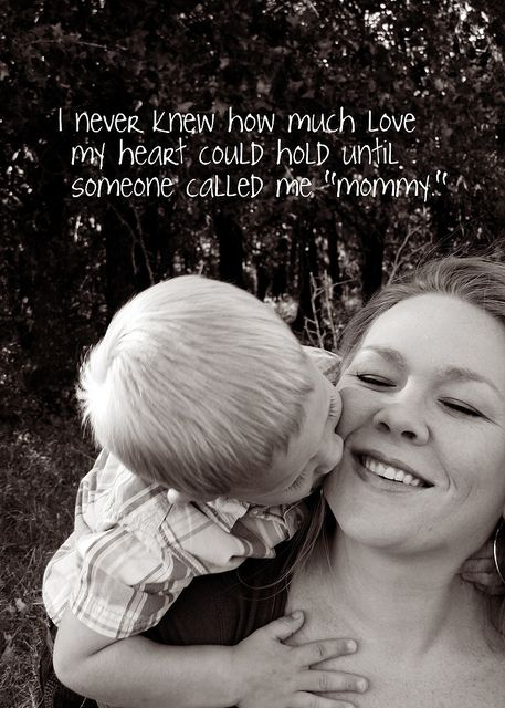 Mommy quote by Lisa_001, via Flickr