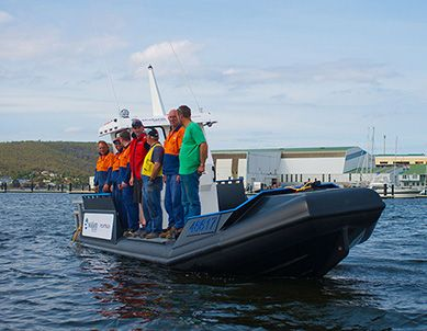 Aquatruck offers a great fleet of work boats Australia that are best commercial alternative to aluminum workboats.