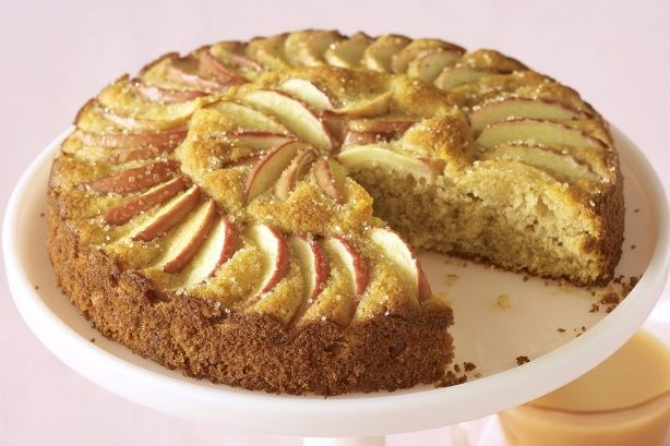 This apple teacake is a classic afternoon tea favourite, but is also great for picnics and entertaining.