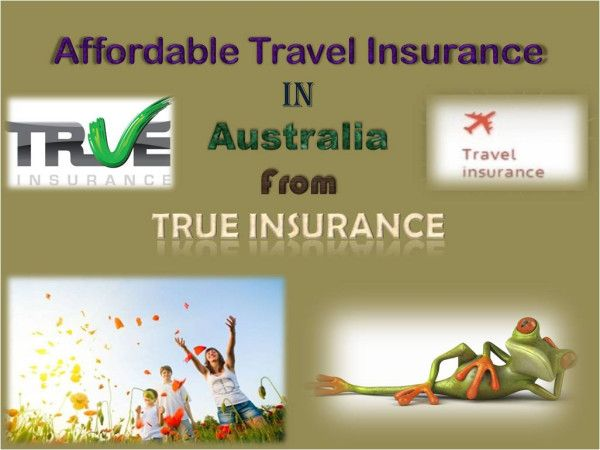 Choose an affordable travel insurance policy to secure your trip, as you know there are various insurance companies in Australia offers you various types of insurance plans, you can choose any cover plan according to your need. Compare the plans by their websites and choose cheap and the best insurance policy for your trip. To know more you can visit http://www.trueinsurance.com.au/cheap-travel-insurance/