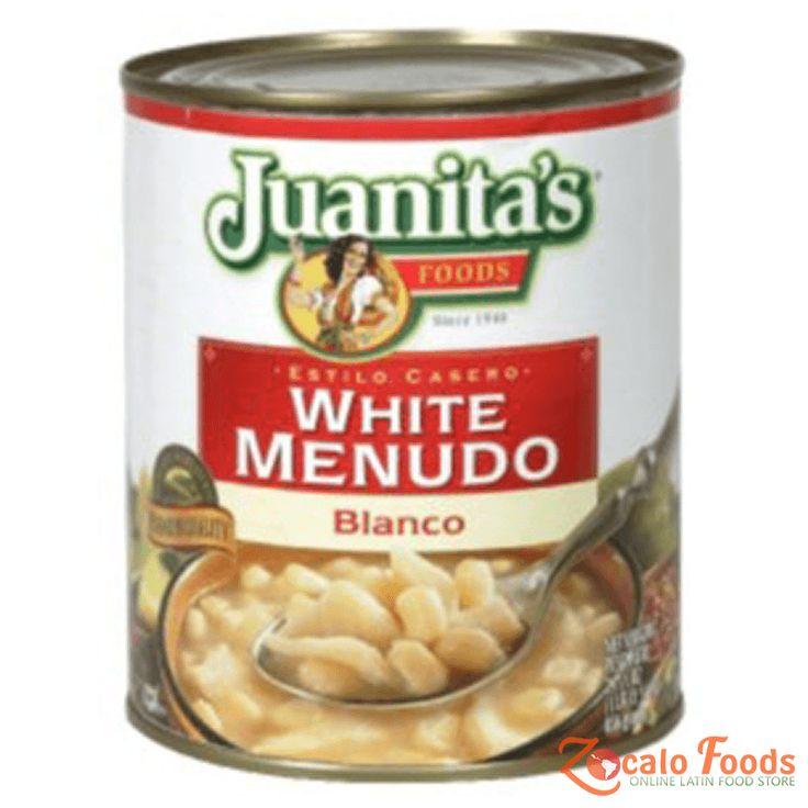 Juanita's Menudo Blanco (White Menudo) 25 oz