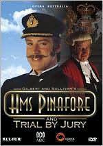 Hms Pinafore / Trial By Jury