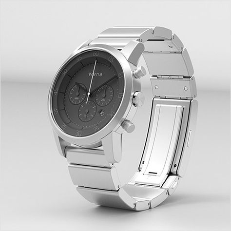 ソニーがスマートウォッチに一石を投じた「wena wrist」が、クラウドファンディングを経て商品化   TS デジカル情報部   デジカルCOLUMN…