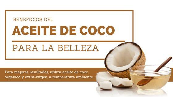 El aceite de coco es uno de los mejores aliados para la belleza que podemos encontrar en nuestra naturaleza. Aprende acerca de sus beneficios!