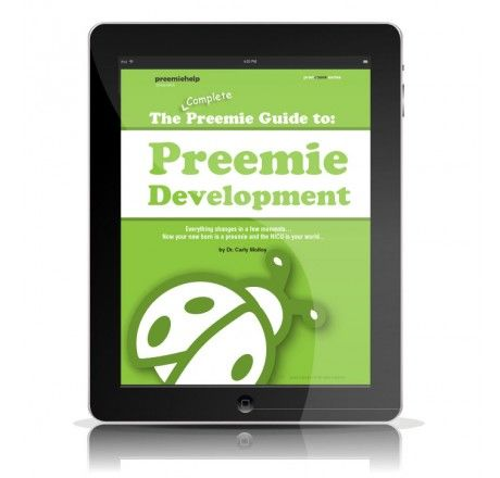 eBook: The Complete Guide: to Preemie Development