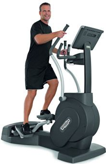 Crossover, the new Cardio Machine by Technogym