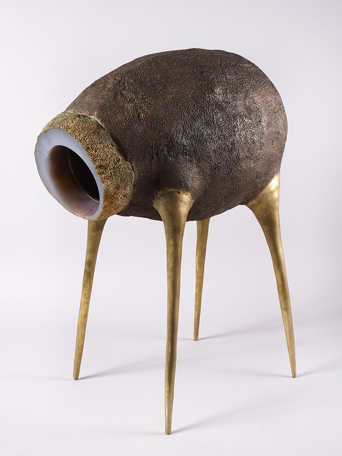 Design Miami/ Basel 2014Time is a treasure, Nacho Carbonell (Galerie BSL)