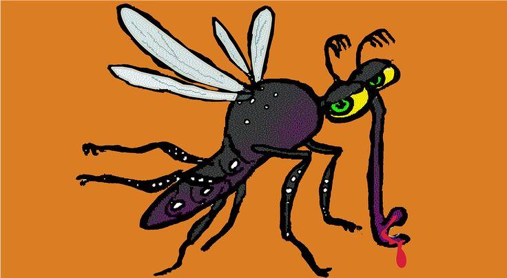 DIY Pesticide-Free Mosquito Trap - http://www.homediyfixes.com/diy-pesticide-free-mosquito-trap/