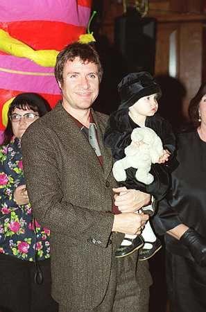 Simon and Tallulah Le Bon 1995 AIDS Benefit