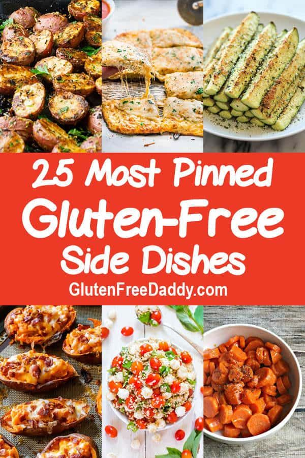Gluten-Free Side Dishes to Help Make a Great Meal