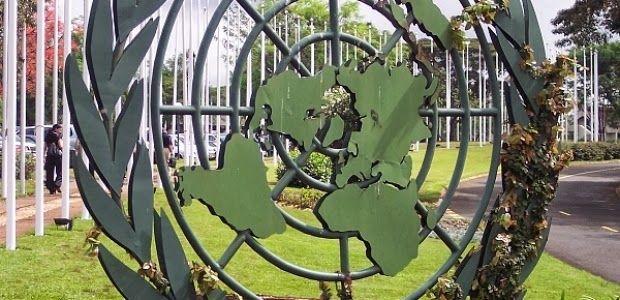 Una exposición de arte que se organiza en el marco de los actos conmemorativos del 68 aniversario de las Naciones Unidas, se ha inaugurado en la Casa de las Naciones Unidas.