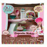 Jakks Pacific Girl Gourmet Cupcake Maker (Toy)By Jakks