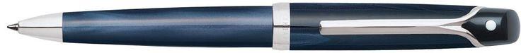 Sheaffer Valor Deep Blue w/ Palladium Plate Ballpoint Pen