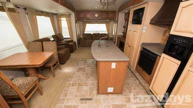 2010 Used Open Range Residential 398 Fifth Wheel in Florida FL.Recreational Vehicle, rv,