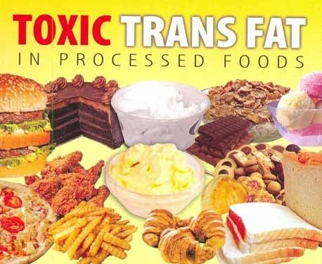 Foods High In Trans Fats Examples Picture Nutrients Foods High In