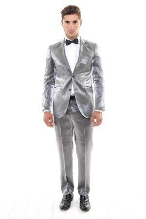 WSS Wessi İki Düğme Monaray Takım Elbise