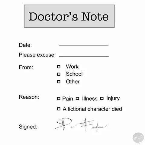A DoctorS Note For Bookworms Xd  Amante De Libros