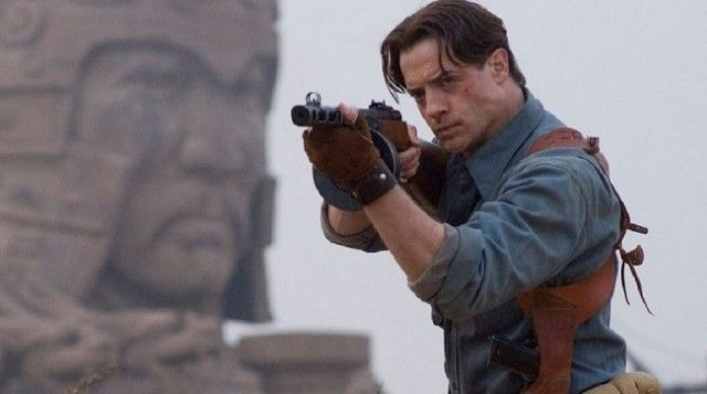 """Brendan Fraser was one of my childhood heroes growing up, and it's just kind of disheartening that he isn't as big of a star now as he once was. Some people wanted him to return for the Mummy reboot, but Uniersal had different plans when they cast Tom Cruise as the lead. So what does Brendan Fraser have to say about being left out of the new movie?  In an interview with Access Hollywood, Fraser says:  """"I understand that Tom [Cruise] is very popular in the world of getting films"""