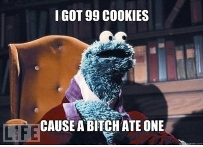 Omg...this is better than Kermit drinking tea...I just laughed until I almost peed!!
