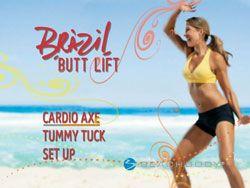 Brazillian Butt lift workout