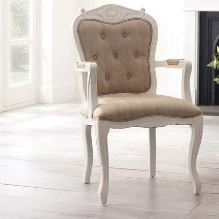 Grand Louis Carver Chair Downton Dunelm Decor Bedroom