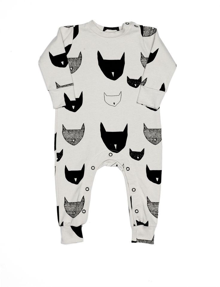 Grey Rabbit Bodysuit