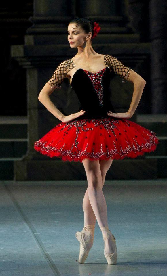 Balletjurk Spaanse stijl