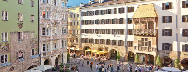 Golden Roof, Innsbruck  Innsbruck Tourismus