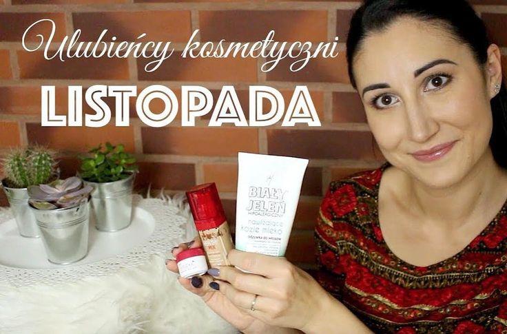 na kanale czekają na was ulubieńcy listopada  link w bio #kosmetyki #ulubieńcy #bourjois #healthymix #białyjeleń #tisane