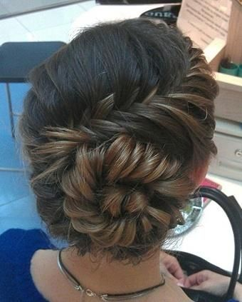 braided prom updos hairstyles 2012