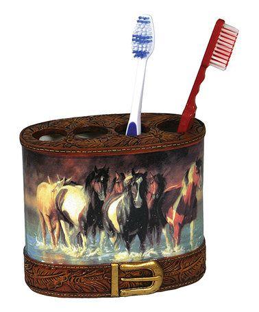 Look at this #zulilyfind! Rush Hour Toothbrush Holder #zulilyfinds