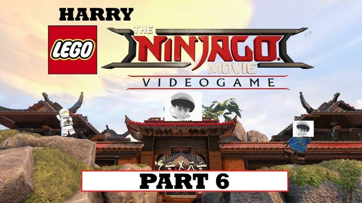 Lego Ninjago movie video game part 6 has arrived after a little break away