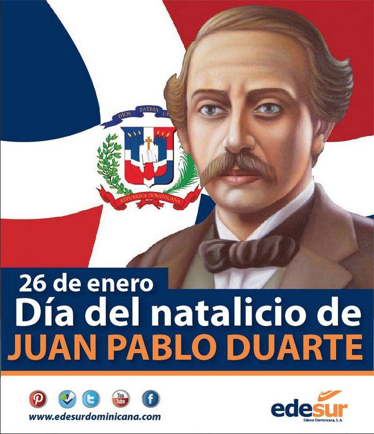 Día del natalicio de Juan Pablo Duarte