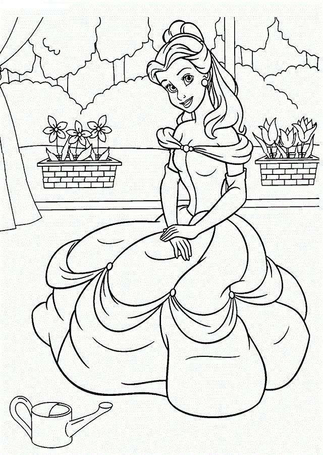 Mejores 14 imágenes de dibujos la Bella y la Bestia en Pinterest