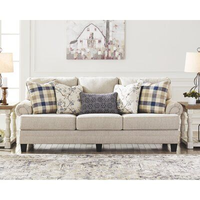 Highland Dunes Kobbe Sofa Sofa Queen Sofa Sleeper Living Room Sofa
