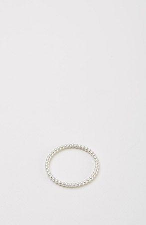 """Jane Kønig   Kleiner Kugelring """"Simple Ball Ring"""" aus Sterling Silber"""
