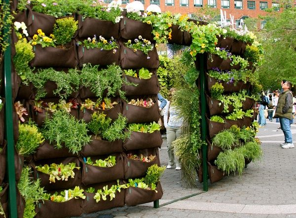 Awesome idea for urban gardening!