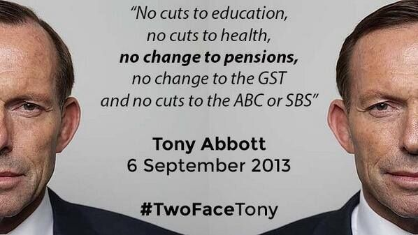 #australia   #auspol   #tonyabbott   #fail