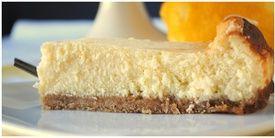 Vemale.com: Resep Lemon Cheese Cake Tanpa Oven