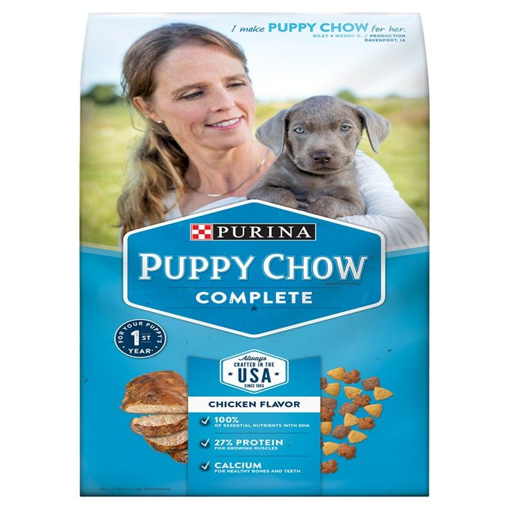 Purina Puppy Chow Complete Puppy Food 8.8 lb. Bag