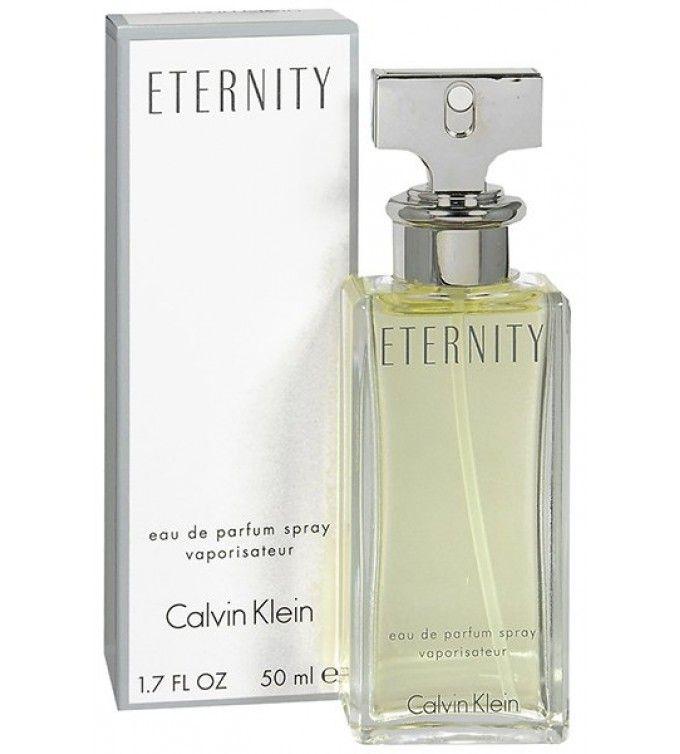 عطر Eternity يتكون من القرنفل والنرجس والمسك والعنبر Perfume Bottles Bottle Perfume
