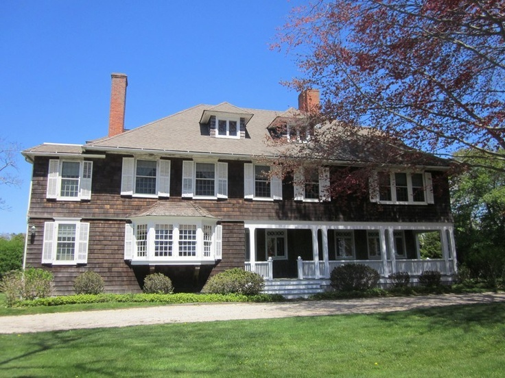 17 best images about shingle style homes on pinterest for Old style homes built new